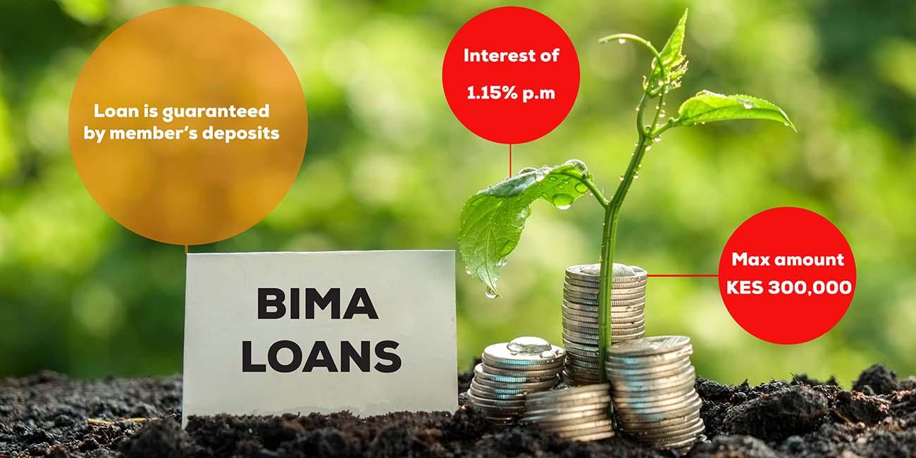 Bima Loan | Sheria sacco
